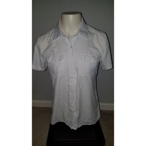 Cabela's Vented Fishing Camping Shirt Size (M)